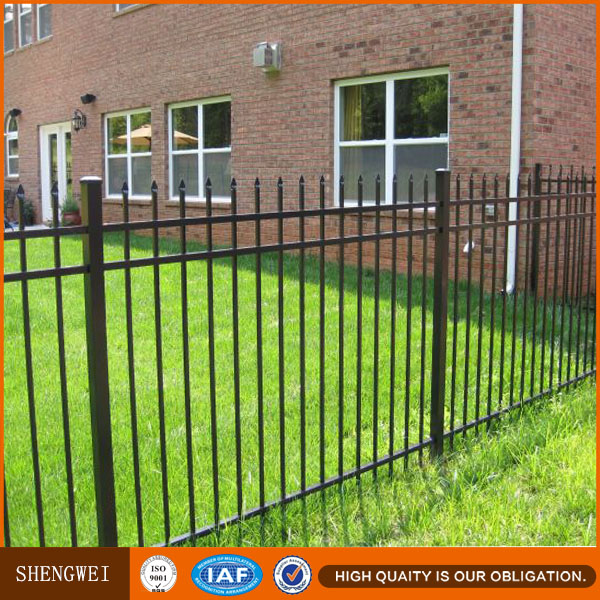 Modern Design Steel Gates And Fences