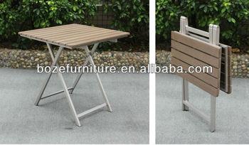 houten klaptafel tuin