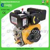 Alibaba Website Strong Power Air Cooled Recoil/Electric Start 250Cc Engine Sale