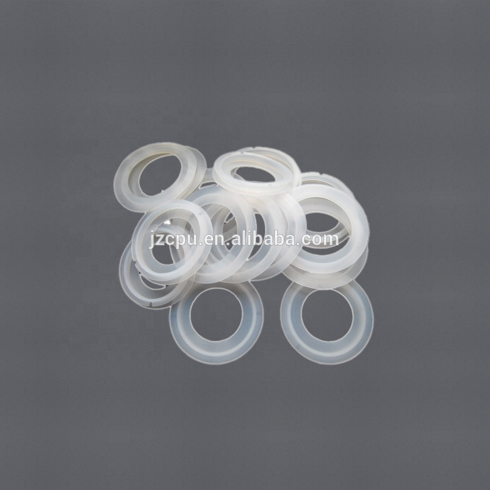 Fda Approved Ceramic Storage Rubber Gasket Seal Ring For Glass Jar