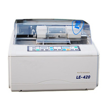 LE-420 China best quality optical lens grinding machine auto lens edger