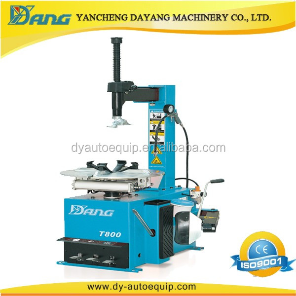 Dy T800 Used Tire Changer Machine For Sale Motorcycle Used Tire