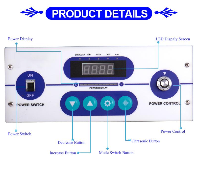 مبيعات ساخنة أفضل رأس الطباعة الرقمية آلة التنظيف الصناعي الترا سونيك/بالموجات فوق الصوتية الأنظف
