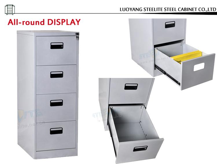 4 Drawer File Cabinet Godrej 4 Drawer Steel Filing Cabinet File Cabinet  Drawer Dividers