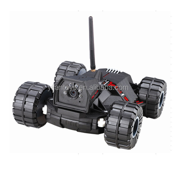 Smart Phone Ios Android Control 4ch Wifi Control Rc Spy Car Toys With Hd Camera Fc116b Buy Smart Phone Controlled Toys Spy Toy Tank Car Model