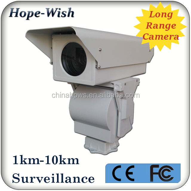 Fog Penetration Long Range PTZ Security Camera