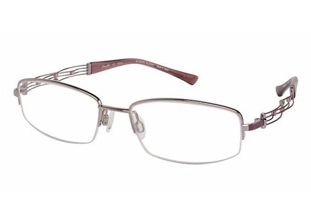 442059f185bf Get Quotations · Charmant Line Art Women s Eyeglasses XL2015 XL 2015 PK Pink  Optical Frame 52mm