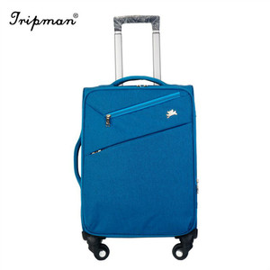 Newest Eva Trolley Suitcase Bags Soft Trolley Luggage With Factory Price