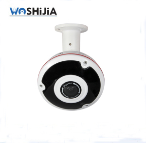 Washijia 2016 New 5MP IP67 waterproof 360 degree fisheye panoramic CCTV IP Camera