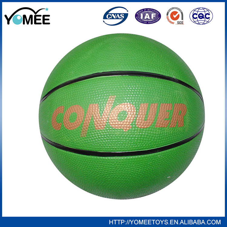 Good Quality Sell Well Custom Rubber Basketballs