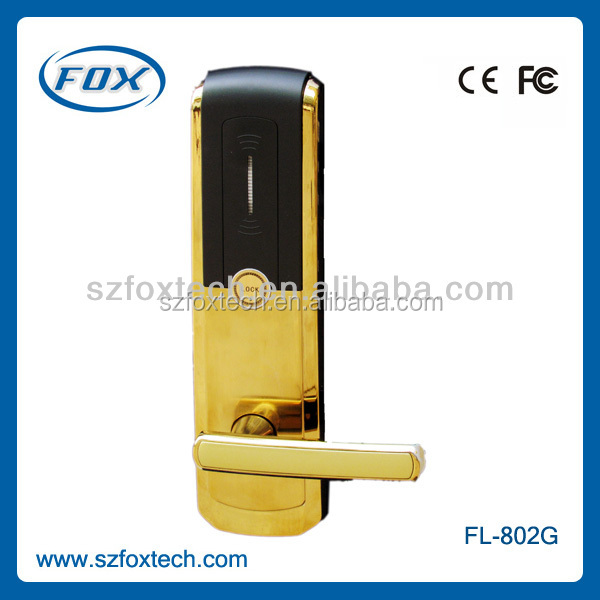 High Quality Security Europe 3 point door lock