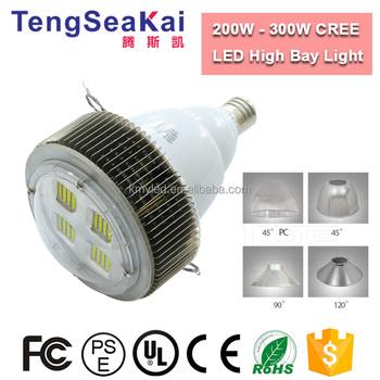 High Power Industrial Warehouse Lighting 180w 200w 250w 300w Led ...