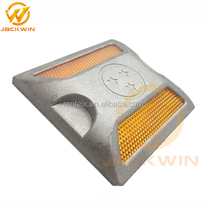 Reflective Road Markers / 3M Double Sides Aluminium LED Solar Road Stud