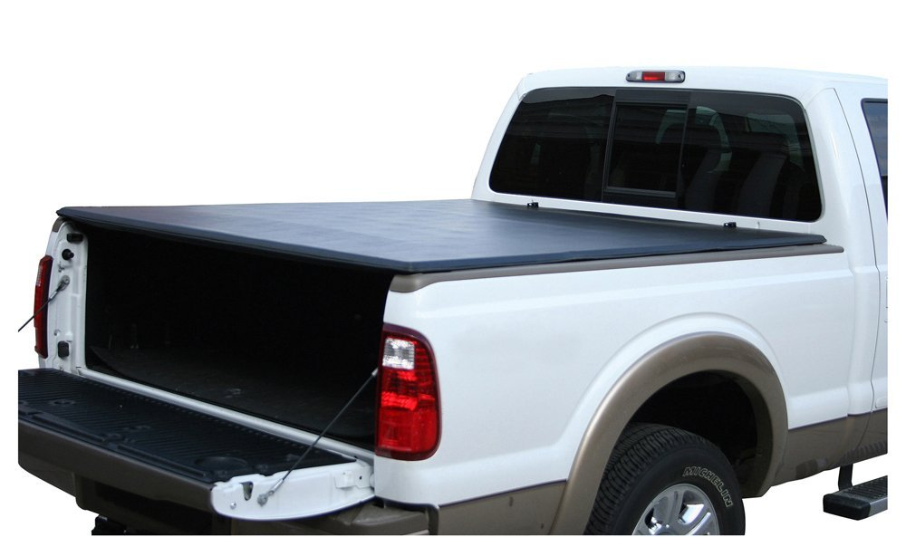 NOT Flareside 78 inch Fits 97-03 Ford F-150 Tyger Auto TG-BC3F1023 Tri-Fold Pickup Tonneau Cover ; 04 F-150 Heritage 6.5 feet