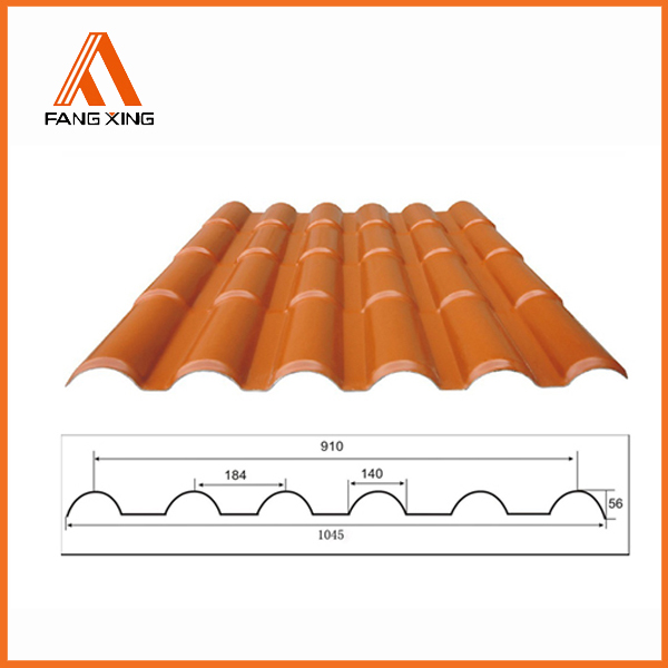 Plastic Pvc Synthetic Terracotta Harvey Roof Tiles Buy