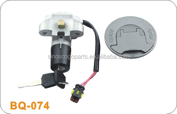 Motorcycle Tx200 Lock Sets,Tx200 Ignition Switch And Fuel Tank Cap,Tx200  Lock Kits,Motorcycle Spare Parts For Tx200 - Buy Motorcycle Tx200 Lock