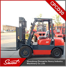 Container handling equipment diesel forklift 3ton