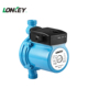 Hot water pressure automatic booster circulation pump for shower