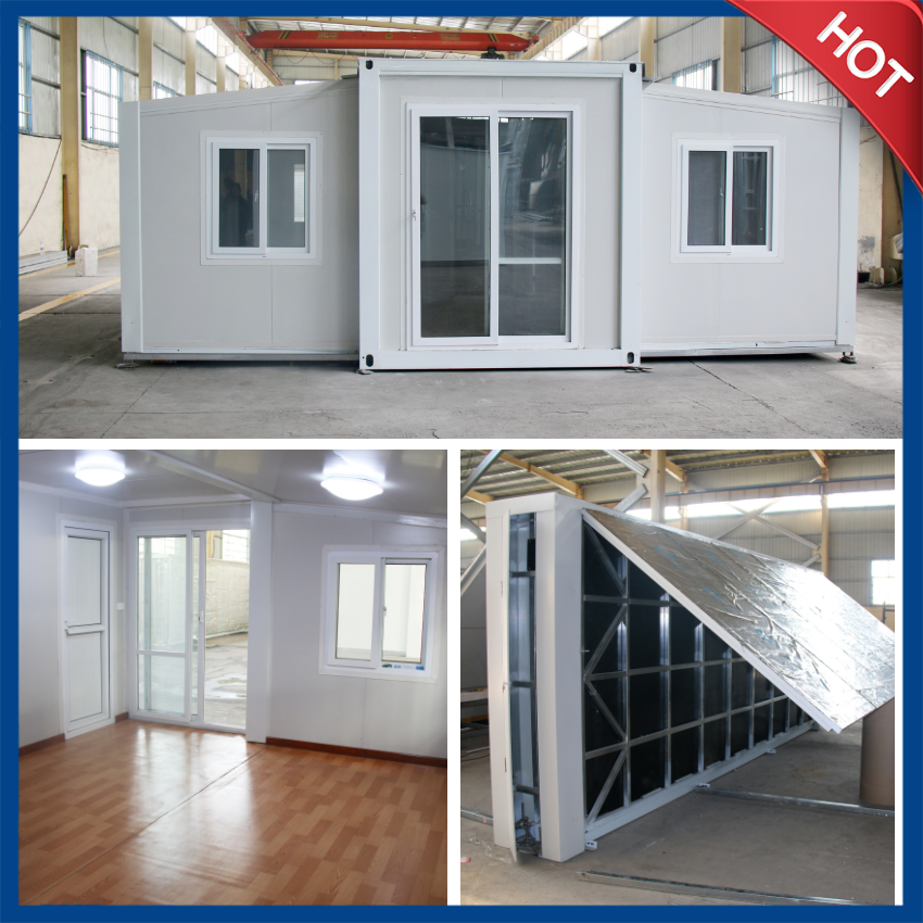 wholesale expandable container house with very good price china