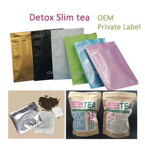 slim tea 14 or 28 days detox slimming tea Flat tummy tea private label