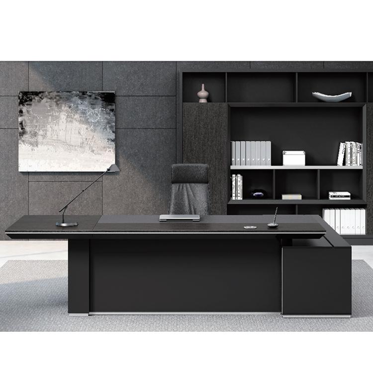2017 Modern European Style Office Furniture Desk For Boss