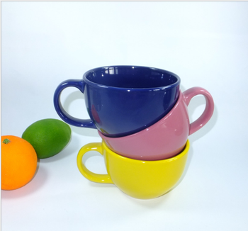 Ceramic Soup Mugs With Handle,Cheap Soup Mugs With Handle,Large Soup ...