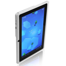 OEM A Buon Mercato Android Tablet PC da <span class=keywords><strong>7</strong></span> pollici quad core A33 512 M 8 GB Q88 WIFI Tablets