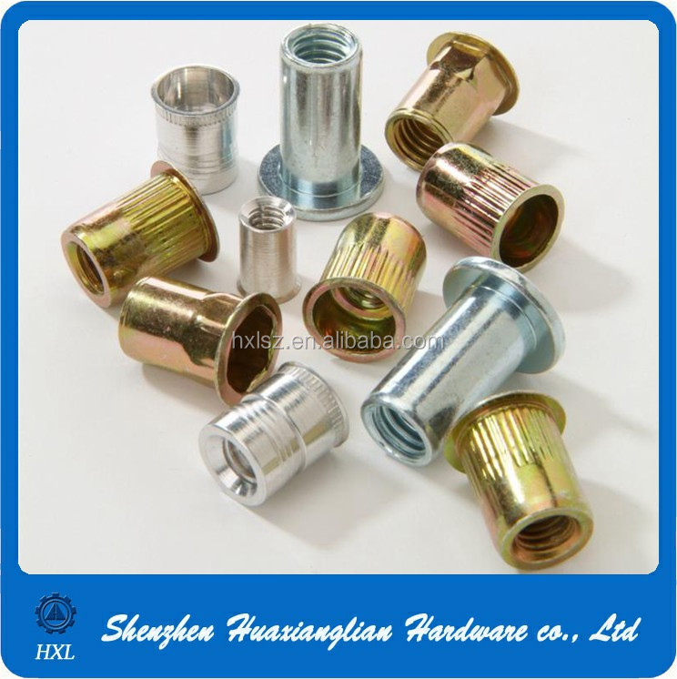China Fasteners Supply Flat Head Different Type Stainless Steel ...