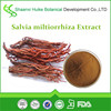 High Quality 10:1 Radix Salvia miltiorrhiza Extract Powder Danshen Root extract