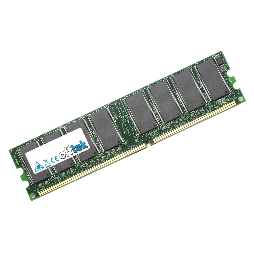 DDR-400 2GB 2x1GB PC3200 ECC Registered RAM Memory Upgrade Kit for The Compaq HP Proliant BL35p