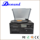 Best portable lp cd usb sd AM FM cassette oem turntable record player with speakers built in