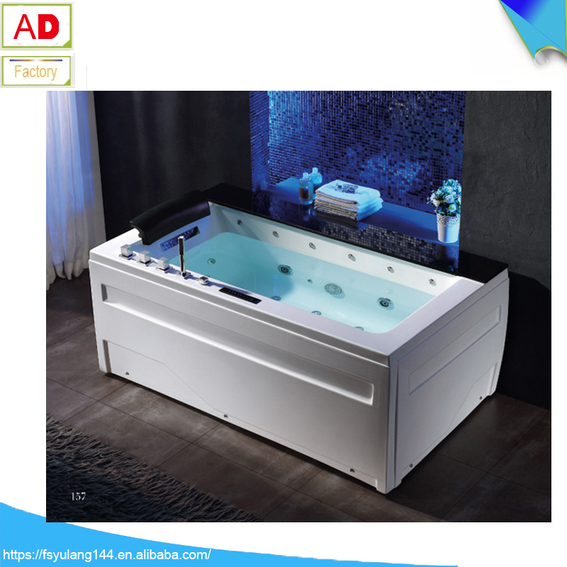 Ad-1721 New Design Elegant Massage Whirlpool Bathtub Spa Jakuzzy ...