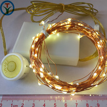 80L TRY ME function battery LED string lights copper wire led Christmas fairy twinkling decorative light