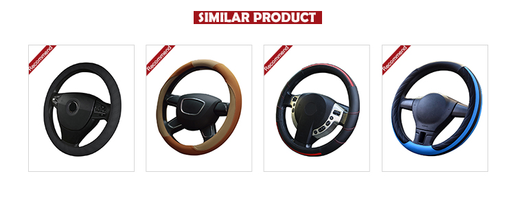 wholesale promotional auto car steering wheel cover