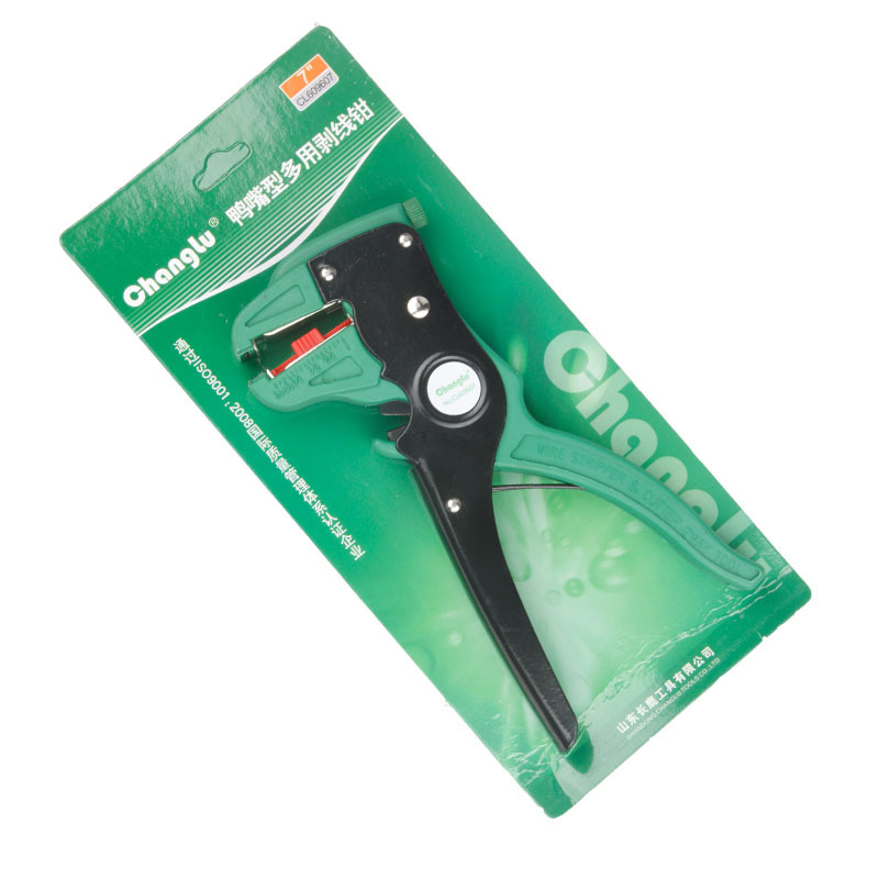 Cutter Wire Strippers Pliers Of Duck Mouth Cable Nippers Stripping ...