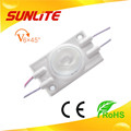 2835 1.5w 6*45 angle 10-20cm thickness light box lighting led injection module 2835 led module light