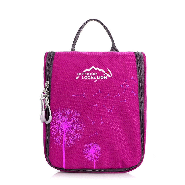 TXJ Hanging Toiletry Bags Multifunctional Cosmetic Bag Waterproof Travel Wash Bag for Men and Women