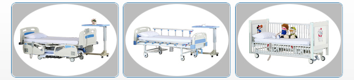 YFSC-CR05 Hospital  Electric Gynecological  Examination Bed