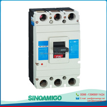 China's fastest growing factory best quality MM1Moulded Case Circuit Breaker MM1-400L