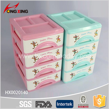Various Sizes Multilayer Mini Plastic Storage Drawers  sc 1 st  Alibaba : pink storage drawers plastic  - Aquiesqueretaro.Com