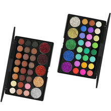 OEM/ODM29 Kleur Make-Up Palette Fashion Eye Shadow Make up Set Professionele Schaduwen <span class=keywords><strong>Cosmetica</strong></span>