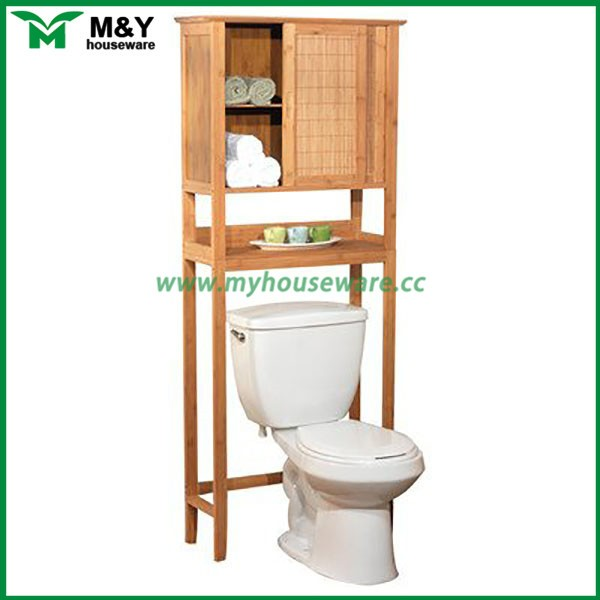 Bamboo Over The Toilet Storage Rack Over Toilet Shelf Buy Bamboo