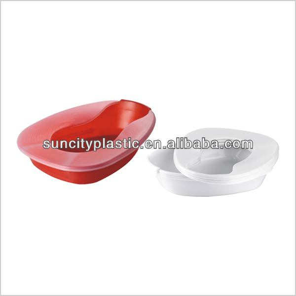 PP Autoclavable Freight Saving Bed Pans