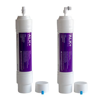 China Suppliers Korea inline Alkaline water filter cartridge for ro water purifier