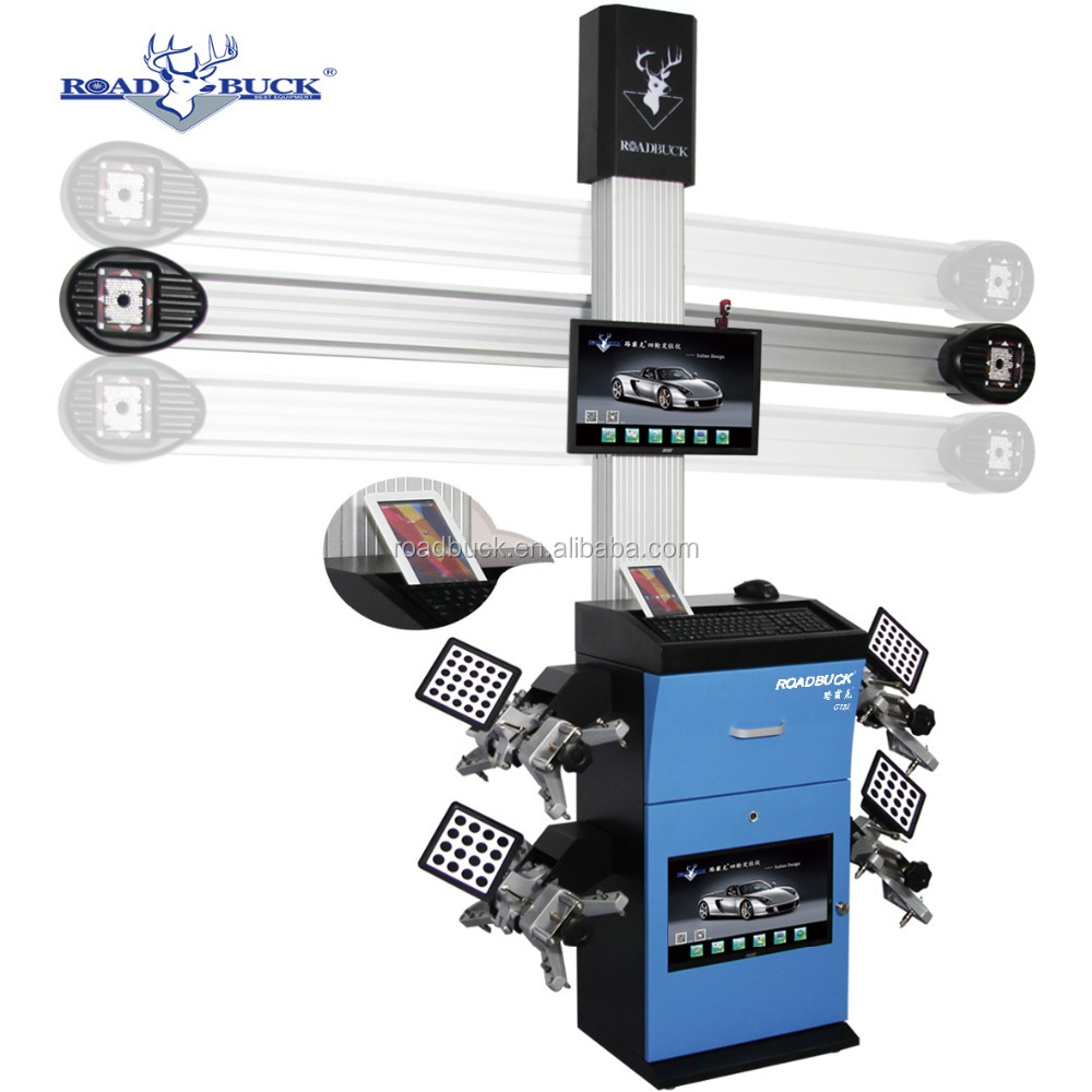 Good quality professional car 3D wheel alignment for sale