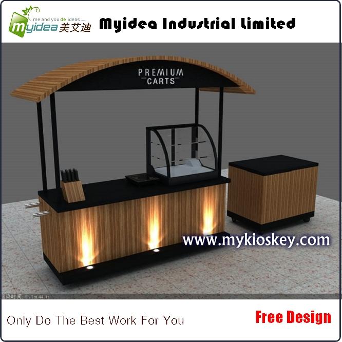 Street Mobile Food Cart