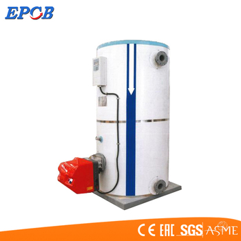 Epcb 50kg-1000kg Mini Boilers Duel Fuel Boiler Oil And Gas Hot Water ...