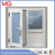 hot sale and high quality aluminum window and door with mosquito net HSNCW