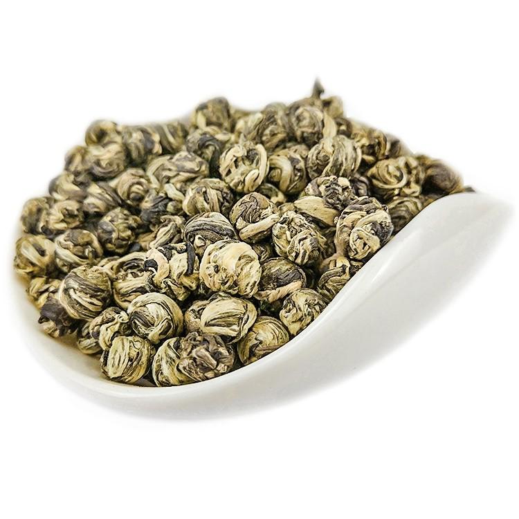 Wholesale heathy customized high quality Chinese green tea handmade dragon pearl - 4uTea | 4uTea.com