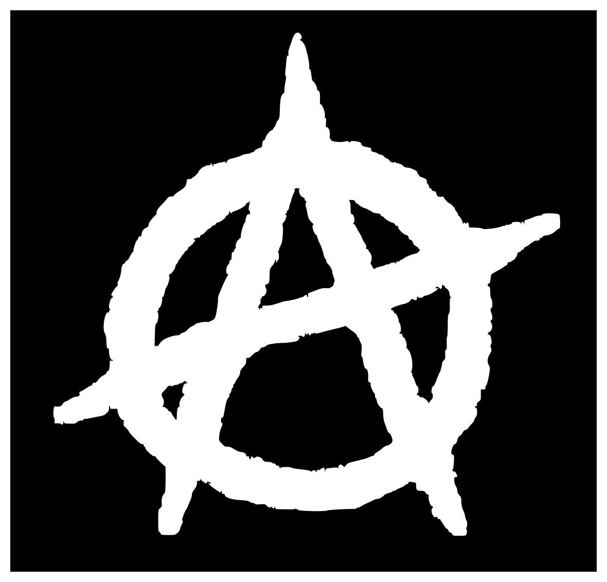 Buy sticker decal anarchy symbol anarchist anarchism circle a punk sticker decal anarchy symbol anarchist anarchism circle a punk skater hardcore buycottarizona Image collections